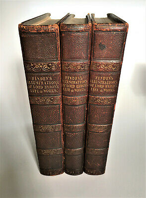 £225 • Buy 'Finden's Illustrations Of The Life And Works Of Lord Byron', John Murray, 1833