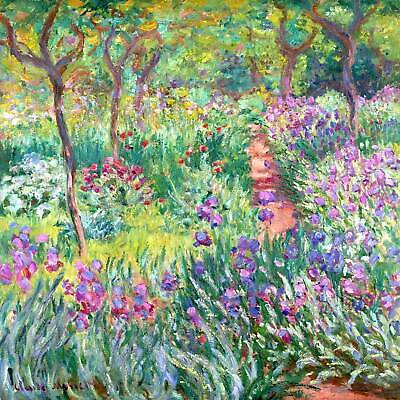 £2.95 • Buy Claude Monet: The Artist's Garden In Giverny, 1900 - Greeting Card