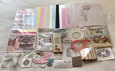£7 • Buy Craft Room Clear Out Card Making Bundle Mainly Christmas  New