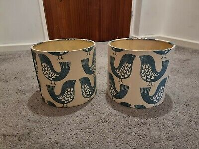 £2 • Buy Lampshades For Table Lamps - Bird Design