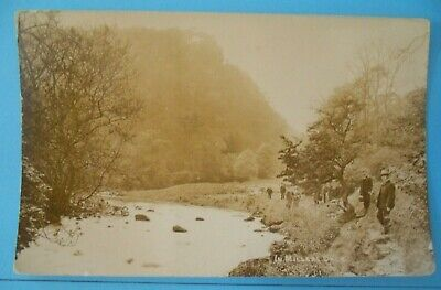 £6.50 • Buy G.MARSDEN & SON RP Postcard POSTED 1906 IN MILLERS DALE DERBYSHIRE