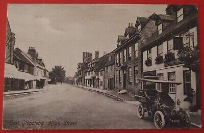 £6.50 • Buy FRITHS Postcard POSTED 1911 HIGH STREET EAST GRINSTEAD SUSSEX