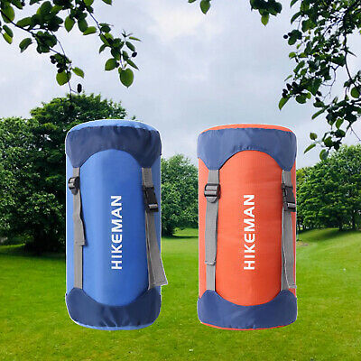 £7.67 • Buy Compression Stuff Sack Outdoor Camping Sleeping Bag Storage Pouch Ditty Bag