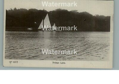 £4.95 • Buy 1204.  RPPC. Posted 1911. Fritton Lake & Yacht, Norfolk