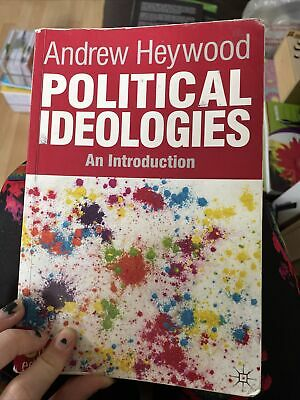 £4.50 • Buy Political Ideologies An Introduction Andrew Heywood A Level, University