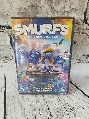 £2.90 • Buy Smurfs The Lost Village DVD New & Sealed