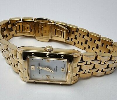 £150 • Buy Raymond Weil Tango18K Gold Electroplated MOP Dial Ladies Watch 5971