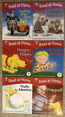£15 • Buy Oxford Reading Tree Read At Home Biff Chip Kipper Level 4 (6 Books)