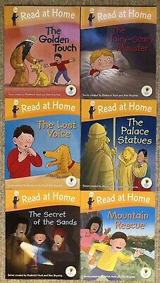 £15 • Buy Oxford Reading Tree Read At Home Biff Chip Kipper Level 5 (6 Books)