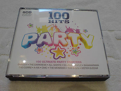 £3.60 • Buy Various Artists - 100 Hits - Party (2008)