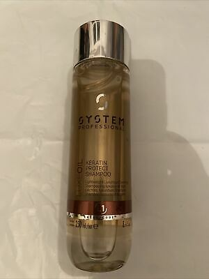£16 • Buy Wella SP System Professional Luxe Oil (L1) Keratin Protect Shampoo 250ml