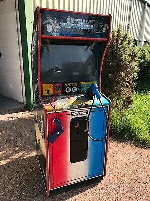 £300 • Buy Lethal Enforcers Arcade Machine - PROJECT - Games Room Man Cave #2