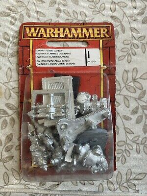 £170.08 • Buy Dwarf Flame Cannon Blister