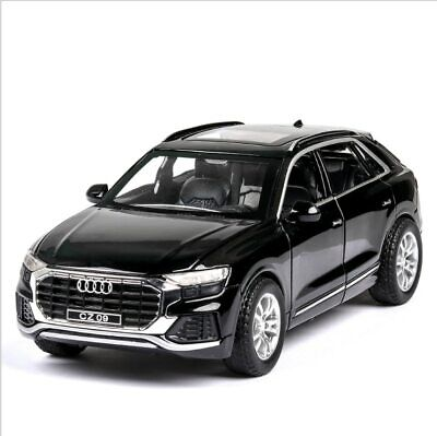 $ CDN1.25 • Buy 1: 32 Audi Q8 Simulation Alloy Children'S Toy Car Model With Sound And Light 6 D