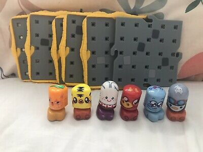 £4 • Buy Bobble Bots Moshi Monsters Vibrating Toys And Customisable Track Fully Working
