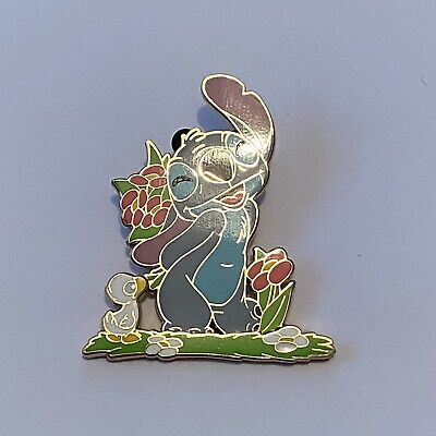 £7.50 • Buy DLP - Stitch And Duck - Today I Feel Shy - Disney Pin