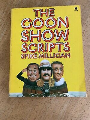 £2.60 • Buy THE GOON SHOW SCRIPTS By Spike Milligan