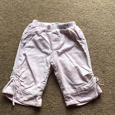 £2.99 • Buy Jean Bourget Baby Girls Pink Trousers 6 Months