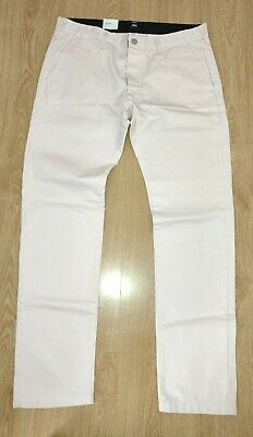 £24.99 • Buy Edwin 55 Compact Twill Pink Chino Jeans Size W34  By L33 . New