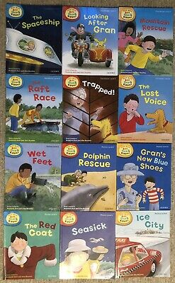 £12.50 • Buy Biff, Chip And Kipper Books Level 4-6 Oxford Reading Tree. 12 Books