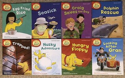 £20 • Buy Oxford Reading Tree Read With Biff Chip And Kipper Level 5. 8 Books