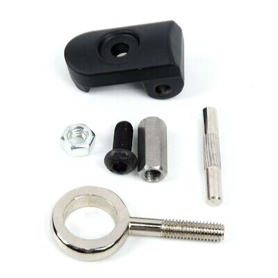 AU13.73 • Buy Steel Electric Scooter Shaft Locking Buckle Assembly Spare Pats  Accessory
