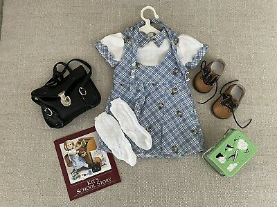 £45 • Buy American Girl Doll Kit School Outfit With Accessories
