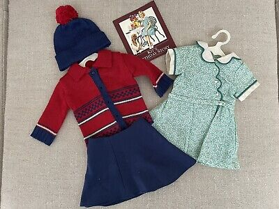 £46 • Buy American Girl Doll Kit Birthday And Winter Outfits