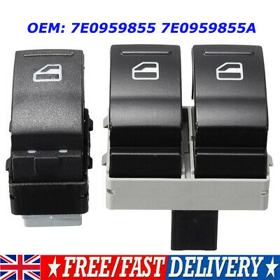 £9.42 • Buy Electric Window Control Switch Front Left+ Right Side For Vw Transporter V T5 T6
