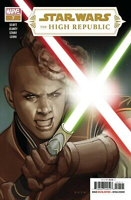 £5.09 • Buy STAR WARS: THE HIGH REPUBLIC (2021) #7 - New Bagged