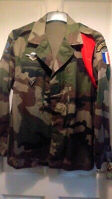 £60 • Buy French Foreign Legion New 2rep F2 Cce Combat 2nd Company Jacket Size 40-42/104.