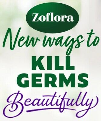 £2.99 • Buy Zoflora 3 In 1 Action Concentrated Disinfectant, 120ml, Multiple Fragrances