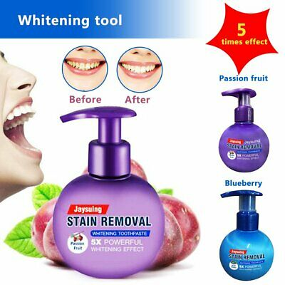 AU14.98 • Buy Instant Clean Intensive Stain Removal Whitening Toothpaste Fight Bleeding Gums