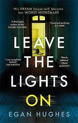 £9.39 • Buy Leave The Lights On - 9780751576795