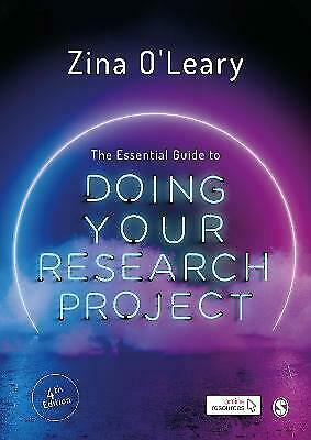 £22.28 • Buy The Essential Guide To Doing Your Research Project - 9781529713466