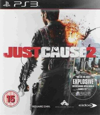 £0.99 • Buy Just Cause 2 (Sony PlayStation 3)