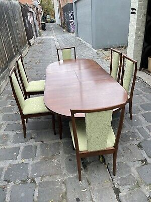 AU500 • Buy Parker Teak Extendable Dining Table With 6 Chairs