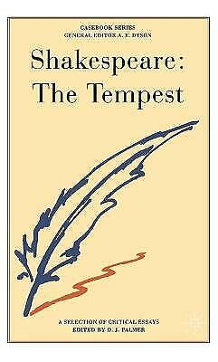 £23.24 • Buy Shakespeare: The Tempest - 9780333533628
