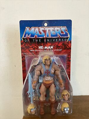 $199.99 • Buy Ultimate He-man Masters Of The Universe Classics MOTU Super7 Brand New Filmation