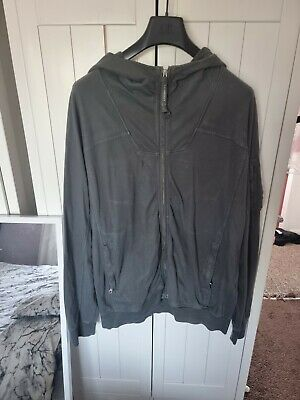 £80 • Buy Cp Company Hoodie Xl Grey Lens In Perfect Condition