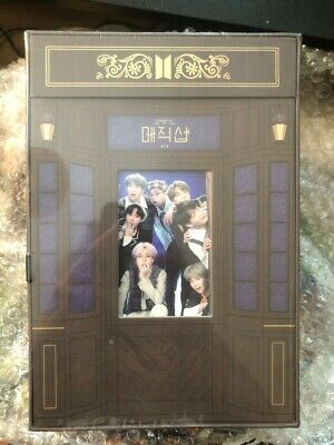 $175 • Buy BTS 5th Muster Magic Shop DVD BRAND NEW & SEALED