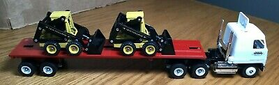 $19.95 • Buy Winross Mack CH600 Sindell Transport Tractor/Flatbed Trailer 1/64
