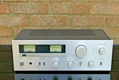 £125 • Buy Vintage Sansui A-40 Stereo Integrated Amplifier Audiophile HiFi Used Separate
