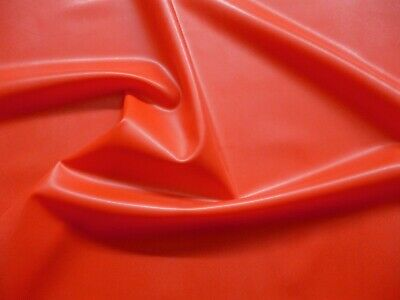 £12.50 • Buy Latex Rubber 0.33mm Thick, 92cm Wide, Semi Transparent Red, Slight Seconds