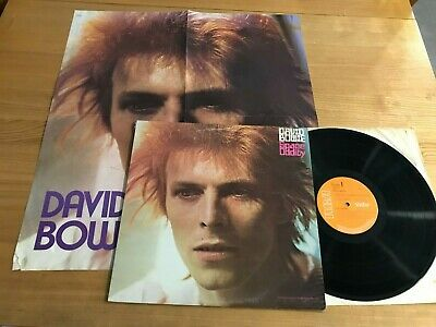 £33 • Buy David Bowie...space Oddity..rare Uk Issue Album + Poster..rca..lsp 4813