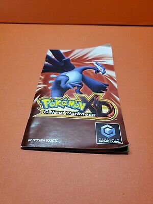 $74.99 • Buy Pokemon XD: Gale Of Darkness (Nintendo GameCube, 2005) - Manual Only