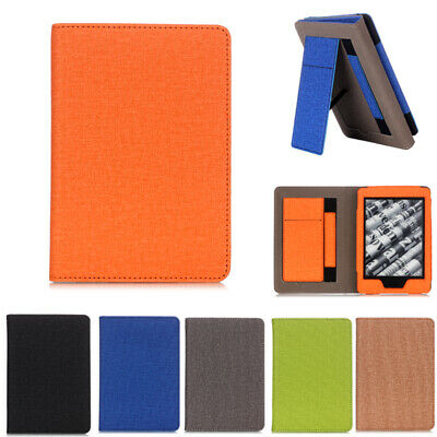 AU13.55 • Buy For Kindle Paperwhite 1 2 3 4 5th 6th 7th 10th Generation Smart Flip Case Cover