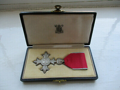 £199 • Buy MBE Medal  Member - Order Of The British Empire - Royal Mint Box 1948