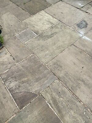 £18 • Buy Indian Stone Flags Garden Stone Path Collection Only