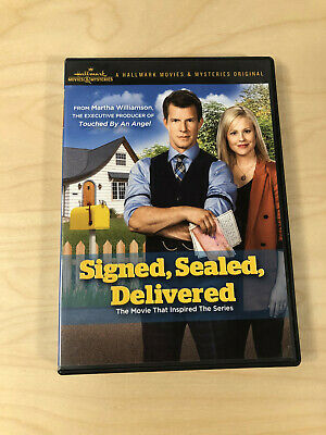 AU11.92 • Buy Signed, Sealed, Delivered The Movie (2015 DVD Widescreen) Hallmark Channel Movie